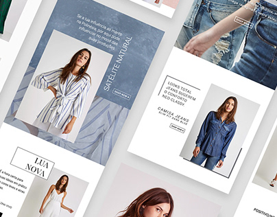 //Fashion newsletter
