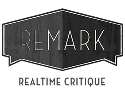 Designing an App: Remark