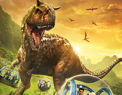 Jurassic Camp Cretaceous