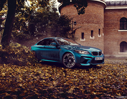 BMW M2 with M-Performance