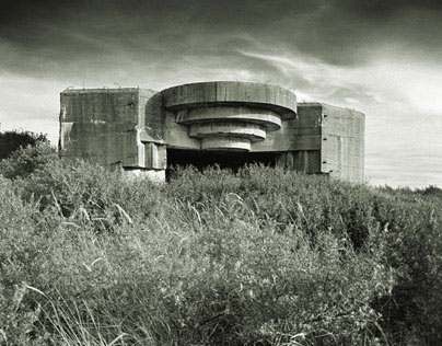 Bunkers / The Architecture of Violance