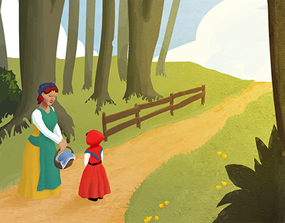 Little Red Riding Hood - Chapter One