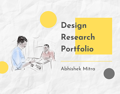 Design Research Portfolio