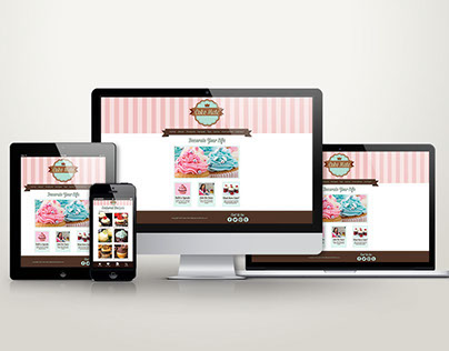 Cake Mate Interactive Website