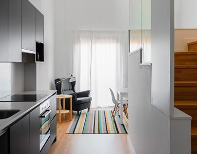 2+1 Apartments