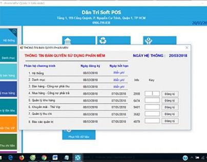 Tổng hợp những phần mềm quản lý bán hàng online