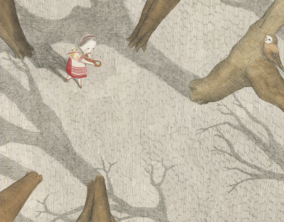 소냐와 나무 국자