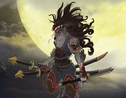 oriental werewolf