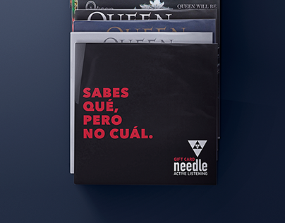 Needle Gift Card