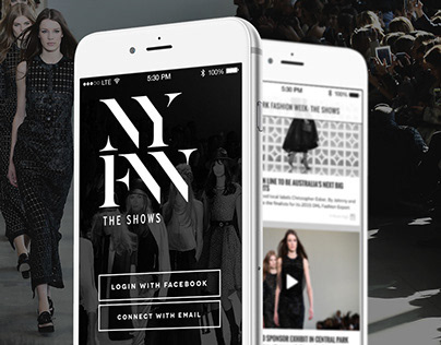 New York Fashion Week Official App