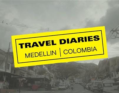 TRAVEL DIARIES : MEDLLIN - BOILER ROOM X HOSTELWORLD
