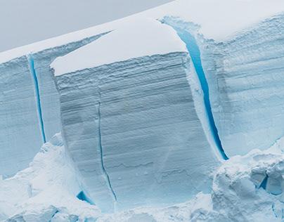 GLACIAL BLUES – Antarctica