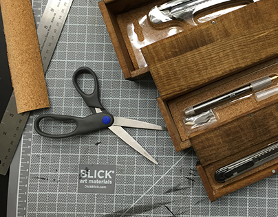 Blick Premier Knives Collection
