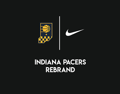 Indiana Pacers Rebrand