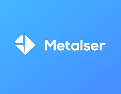 Logótipo Metalser