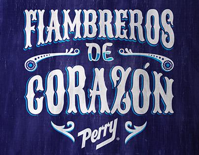 Fiambreros de Corazón - Perry