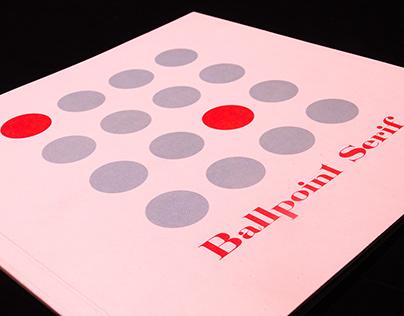 Ballpoint Serif