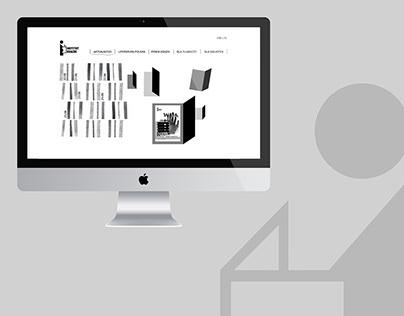 Book Institute branding