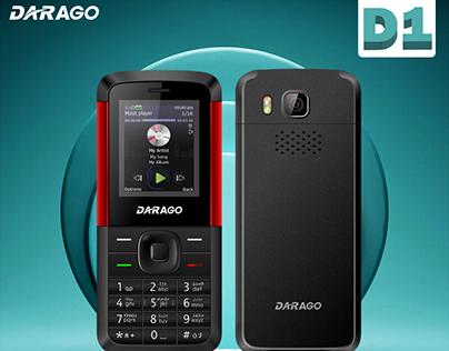 MOBILE D1 - D3 - D5 - D10 #DARAGO