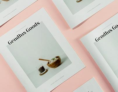 Gendhis Goods Catalog 2020