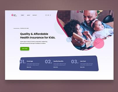 Insurance Web Banner