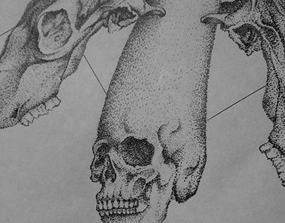 Pencil drawing VI