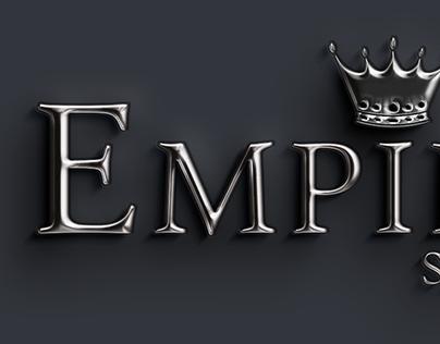 Empire Salon Logo Design
