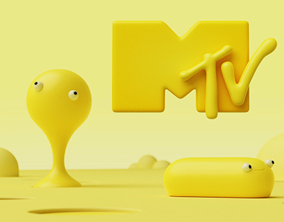 MTV Artist Ident - Happy