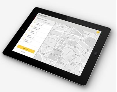 Giro - exploration application mobile