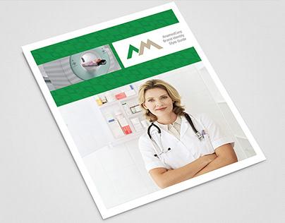 AnamedCorp | Brand Identity