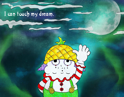I can touch my dream