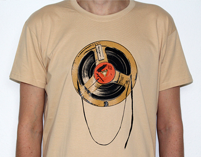 T-shirts « Magnetobande »