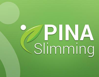 Pina Slimming - Brand Identity