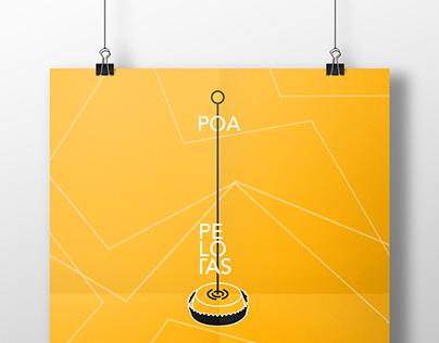 Delegação POA _____ PELOTAS