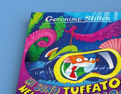 Editoria Mondadori Geronimo Stilton (Work in Progress)