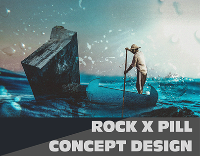 Rock X Pill Concept Design