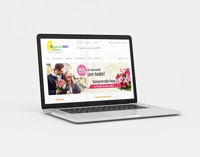 Banner para web