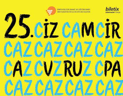 25. İzmir Avrupa Caz Festivali