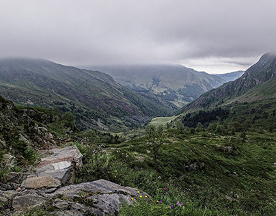 Central & Eastern Pyrenees - Landscapes.