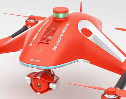 Drono Atlas Concept Drone