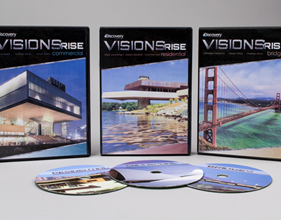 Visions Rise DVD Set