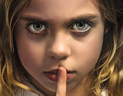 """Hide"" Movie Poster"