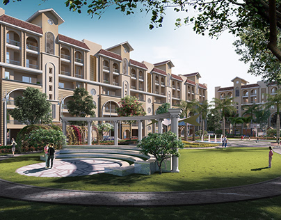 Flats in Sector 126 Mohali with Modern Amenities