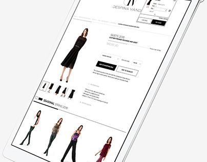 Despina Vandi Collection: Online Shop
