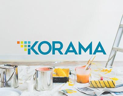 Branding Korama