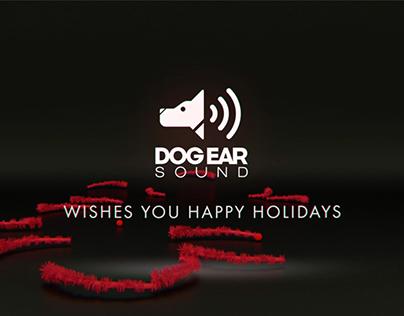 Dog Ear Sound wishes you Happy Holidays!