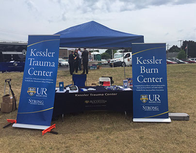 Strong Memorial's Kessler Trauma Center