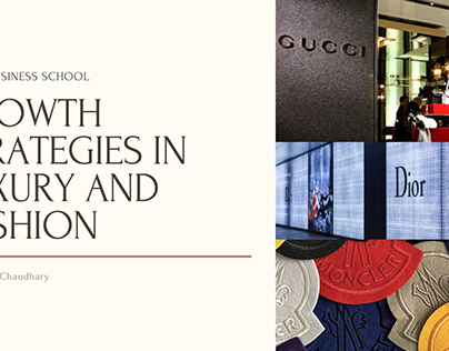 Growth Strategies in Luxury and Fashion