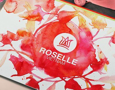 Roselle Vietnam Brand & Packaging Design