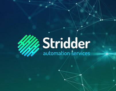 Micro Website | Stridder